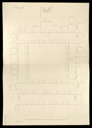 Ajanta: Cave IV. Ground Plan